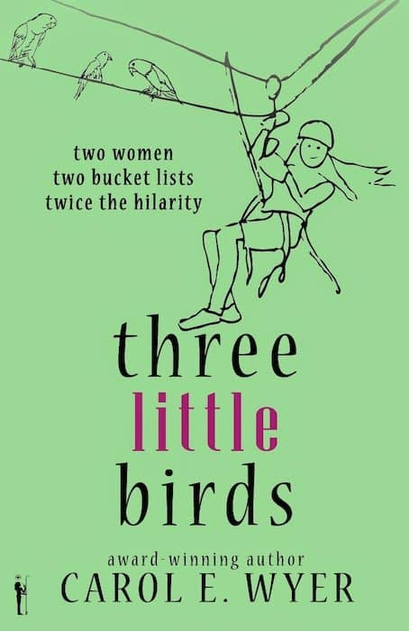Three Little Birds - Kim The Bookworm