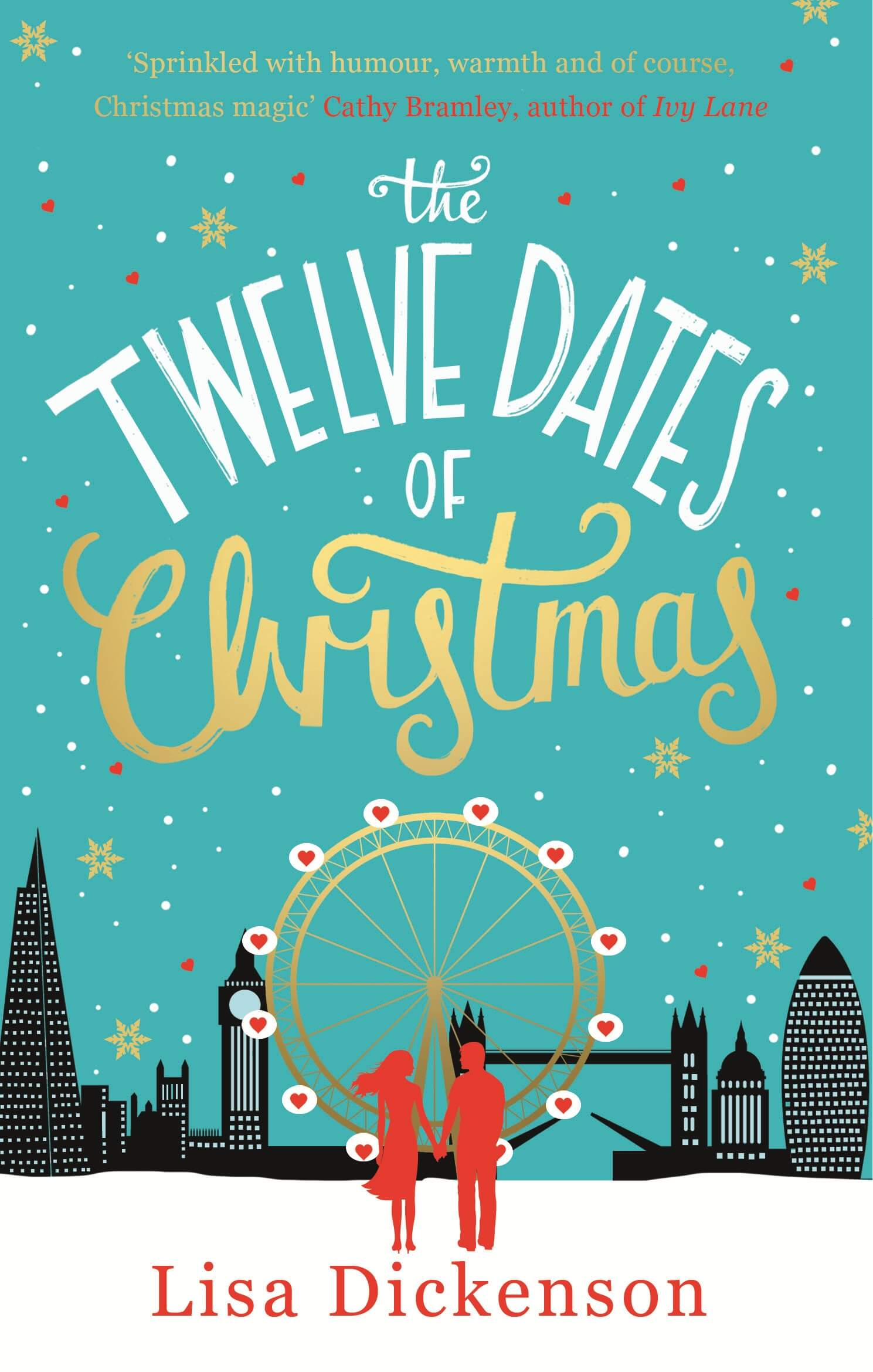 Review - The Twelve Dates of Christmas by Lisa Dickenson - Kim The ...